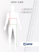 Iame Official Store Sizing Guide