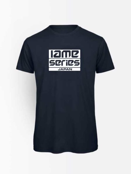 Iame Series Japan Official T-Shirt Black