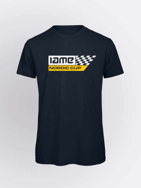 Iame Navy Nordic Cup Standard Tshirt