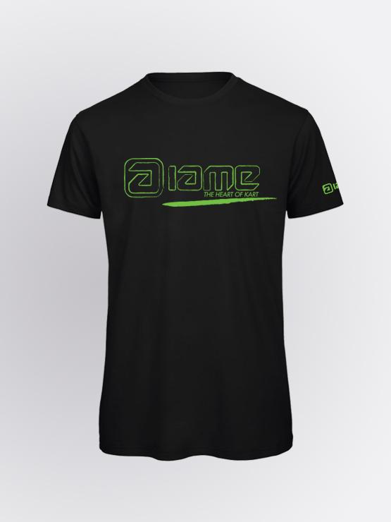 IAME Twist Green Tshirt