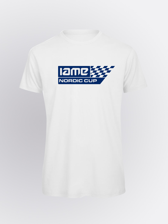 Iame Sunset Nordic Cup tshirt