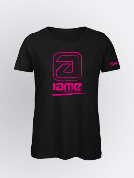 IAME Vibration Pink tshirt