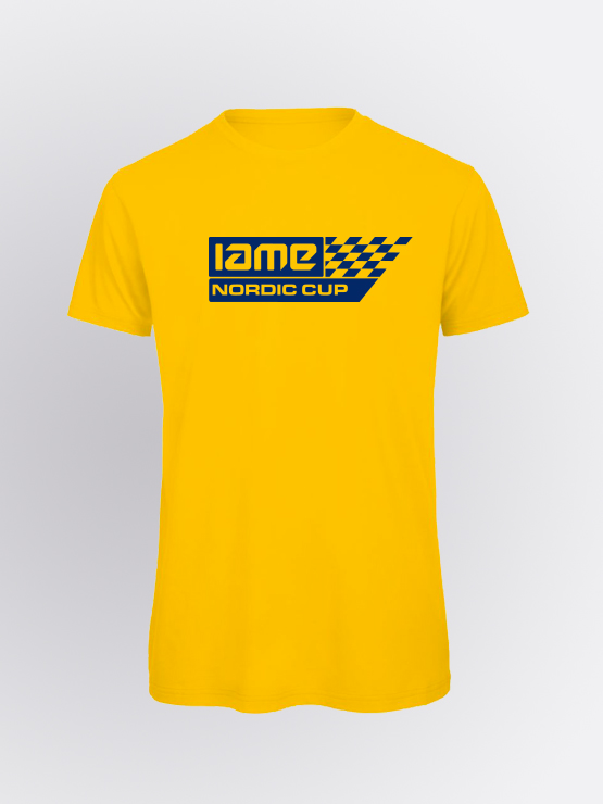 iame Sunset Nordic Cup t-shirt